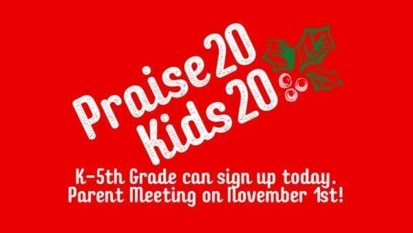 Praise Kids 2020