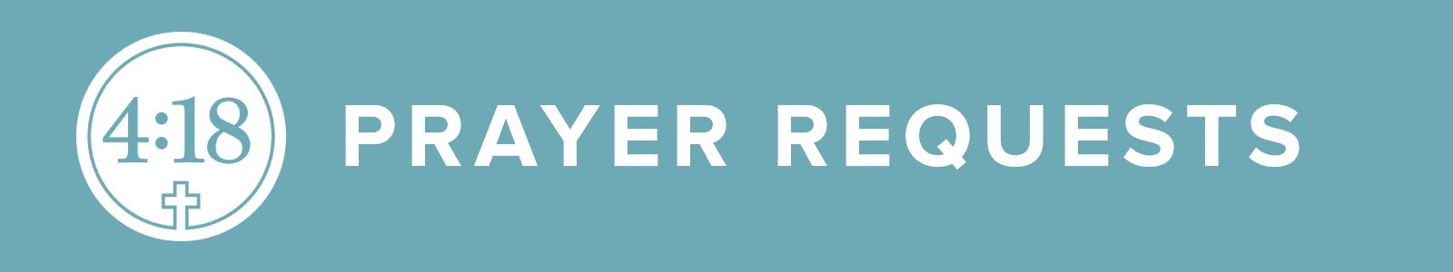 prayer requests app
